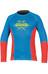 Directalpine Shark 1.0 Langærmet T-shirt Herrer blå